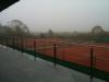 MB Kuressaare tennisekeskuse piirded